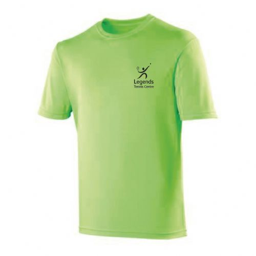 Legends Tennis Green Team Player 2018 T-Shirt Kids